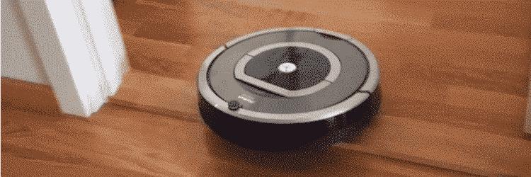Kan en robotstøvsuger køre over dørtrin