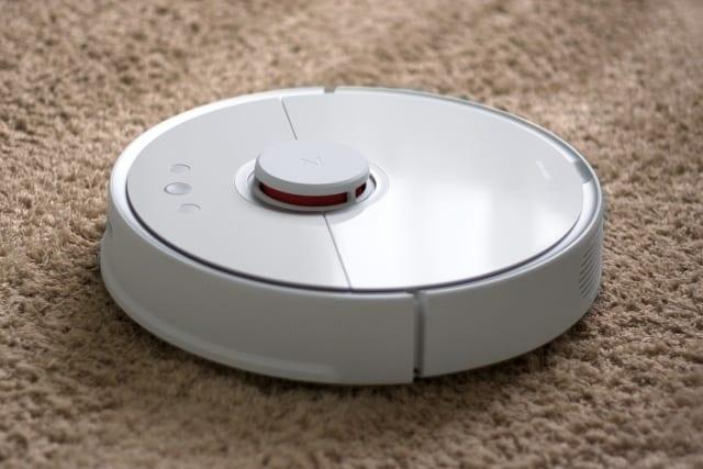 En robotstøvsuger holder dine gulve rene for snavs og støv